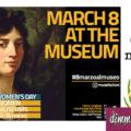 Accesso gratuito ai musei per la festa della donna!