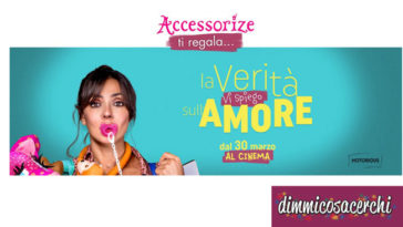Accessorize ti regala un buono cinema