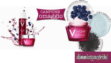 Campione omaggio Vichy Idealia