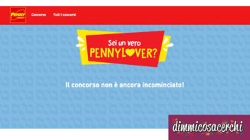 Concorso PennyLover