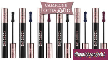 Campione omaggio mascara YSL Secret To Luxury