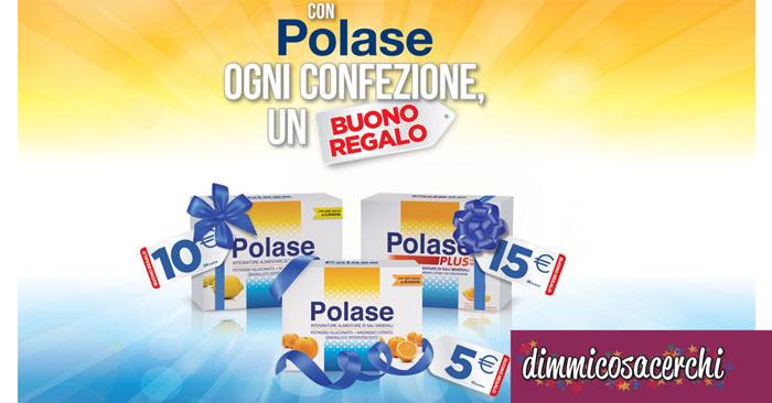 Premio certo Polase: Buoni Regalo Amazon.it