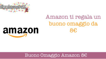 buono regalo amazon euro