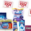 Concorso Finish: vinci buoni spesa da 100€