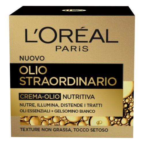 olio straordinario crema viso