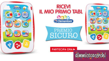 Aptamil ti regala tablet Clementoni