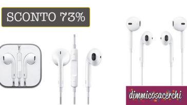 Auricolari EarPods Apple