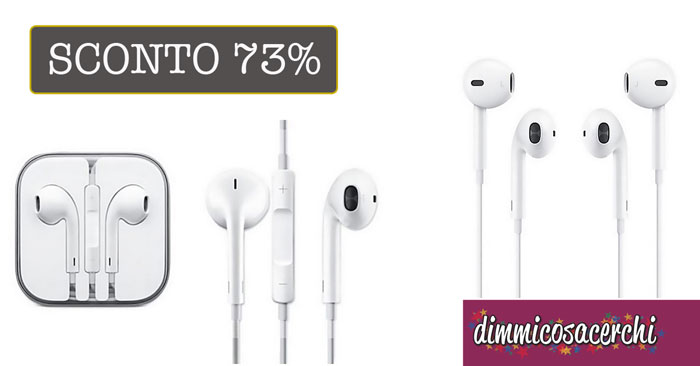 Auricolari EarPods Apple