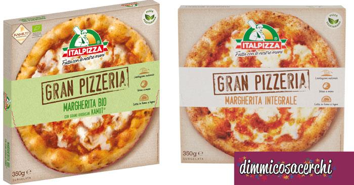 """Buoni sconto gran pizzeria """"Italpizza"""""""