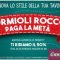"""Cashback Bormioli Rocco """"Ti paga la metà"""""""