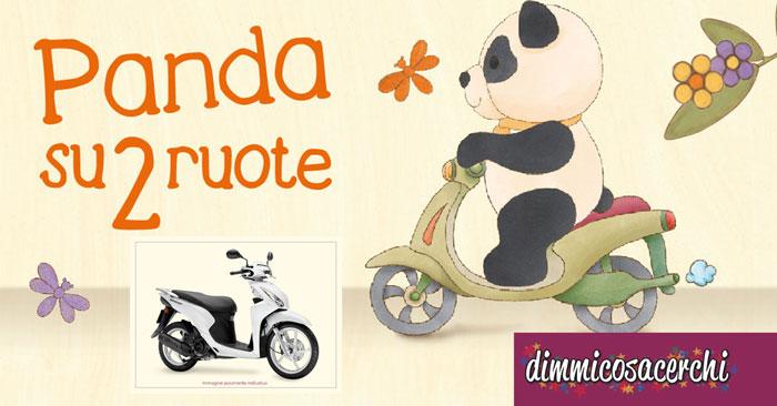 """Concorso Thun """"Panda su 2 ruote"""""""
