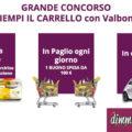 Concorso Valbona: riempi il carrello