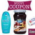 Coupon Biopresto, Bionsen, Soresina, Vergnano e Johnson's