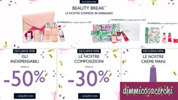 L'Occitane Beauty Break