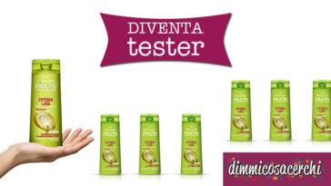 Opinion Model: diventa tester Fructis shampoo Fructis per un liscio perfetto