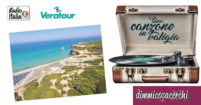 Una canzone in valigia: concorso Radio Italia