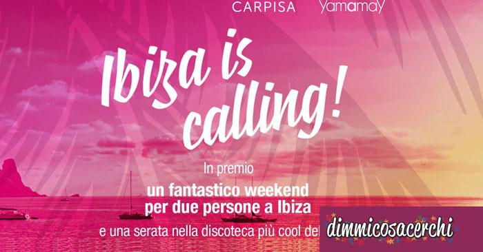 Vinci Ibiza con Yamamay e Carpisa