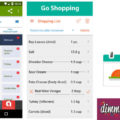 app menu settimanale