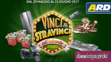 "Ard Discount: ""Vinci e Stravinci all'istante"""