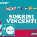 """Concorso """"Sorrisi Vincenti"""": vinci buoni spesa Tigotà"""