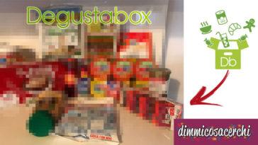 degustabox contenuto maggio