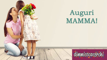 Festa della mamma: idee regalo low cost (e frasi di auguri)