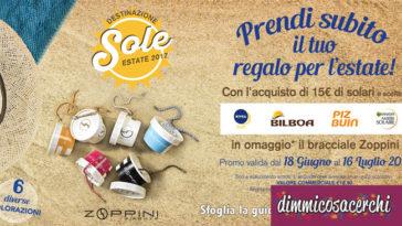 Acqua&Sapone: bracciale Zoppini Firenze in omaggio