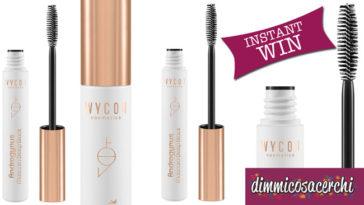 Concorso Wycon Cosmetics: vinci mascara Androgynus