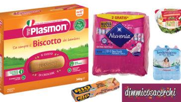 Klikkapromo: coupon Plasmon, Vitasnella, Riomare, Nuvenia e altri!