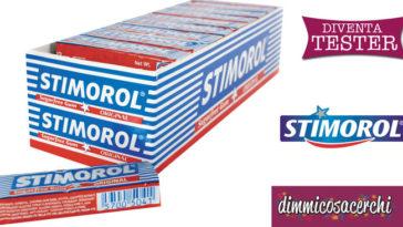 """Prova gratis le gomme da masticare """"Stimorol"""""""