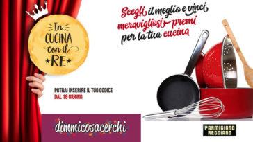 Scegli la qualità e vinci con Parmigiano Reggiano