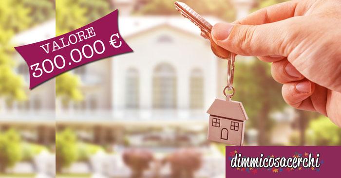 Vinci una casa con Casa.it: partecipa gratis!
