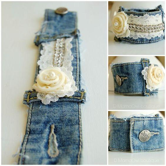 Eccezionale 7 idee per riciclare un vecchio paio di jeans [originali e creative] GK41