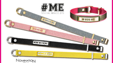 Il Bracciale #ME by Nomination con TuStyle