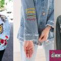 10 idee per personalizzare una giacca in jeans