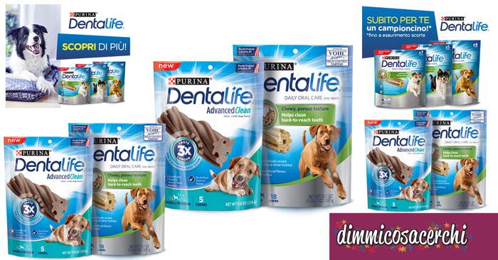 Campioni omaggio Dentalife