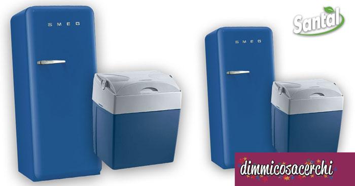 Concorso Santal: vinci frigorifero Smeg