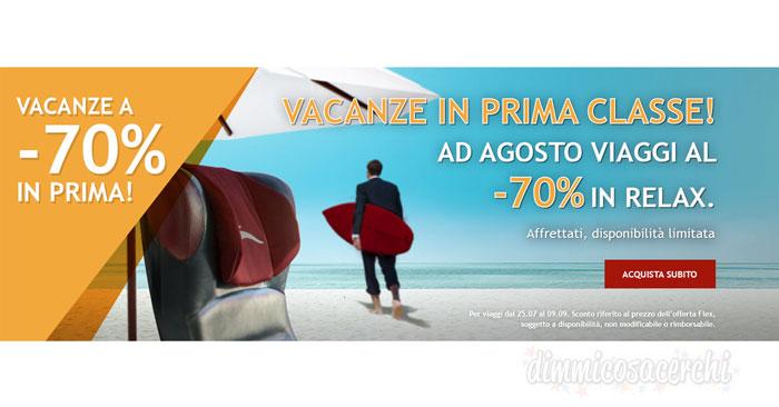 Italo Treno: sconto del 70% sui biglietti