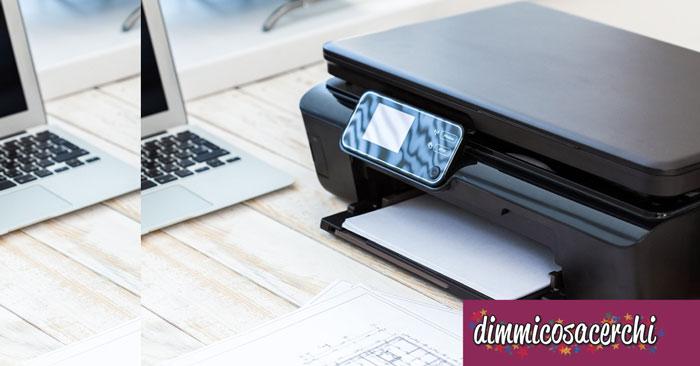 Lunga vita alla stampante