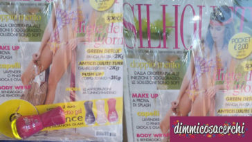 Rivista Silhouette Pocket con smalto Essence