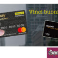 Vinci buoni Amazon con Postepay Evolution