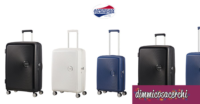 Vinci il trolley American Tourister Soundbox