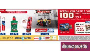 Colgate vinci 100 kit gioco Lego Dimensions