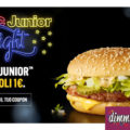 Panino Mac Junior: coupon