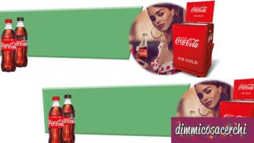 Vinci una ghiacciaia vintage Coca-Cola