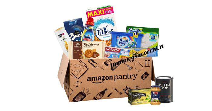 Amazon Pantry: come avere la spedizione gratuita
