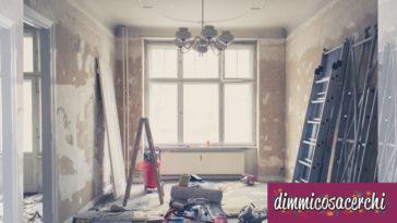 Bonus ristrutturazioni edilizie