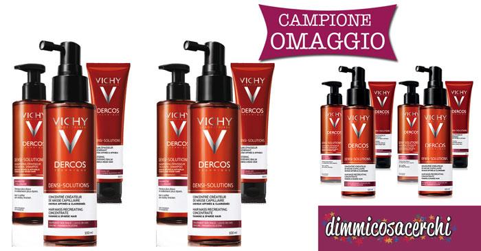 Campione omaggio Vichy Dercos Densi-Solution