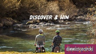 """Concorso """"Discover & Win"""": vinci soggiorni nelle regioni italiane"""