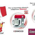Concorso Loacker: vinci impastatrici Kenwood